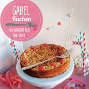 Gabelkuchen - (Apfelmuskuchen)