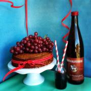 Traubensaft-Kuchen