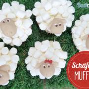 Schäfchen Muffins
