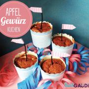 Gewürz-Apfelkuchen