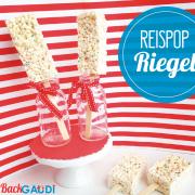 Reispop Riegel