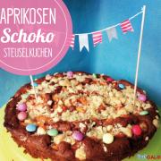 Aprikosen-Schoko-Streuselkuchen