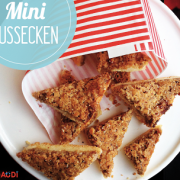 Mini-Nussecken