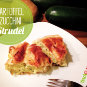 Kartoffel-Zucchini-Strudel