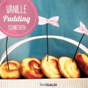 Pudding-Hefeschnecken