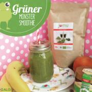 Grüner Monster-Smoothie