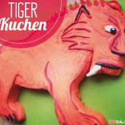 Tiger-Kuchen