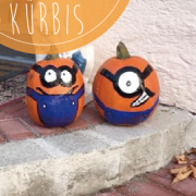 DIY Minion-Kürbis