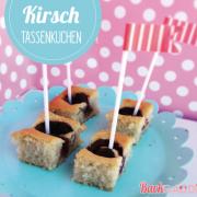 Kirsch-Tassenkuchen