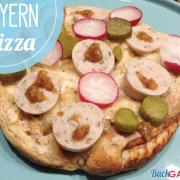 Bayern-Pizza