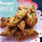 Knusper-Rauten