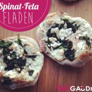 Spinat-Feta-Fladen