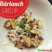 Bärlauch Gnocchi