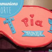 Kommunions Torte (Fischkuchen) Wunderkuchen