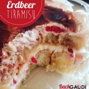 Erdbeer Tiramisu (ohne Ei)