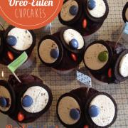 Oreo-Eulen Muffins