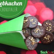 Lebkuchen-Schokotaler