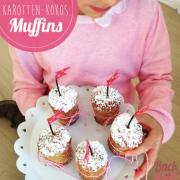 Karotten-Kokos-Muffins