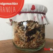 Granola selbstgemacht