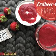 Erdbeer-Chia-Marmelade