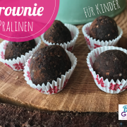Brownie Pralinen